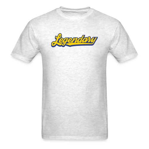 I am Lengendary - Men's T-Shirt