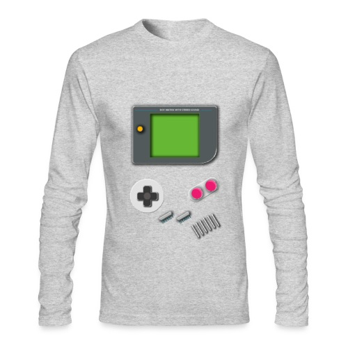 Gameboy  - Men's Long Sleeve T-Shirt by Next Level