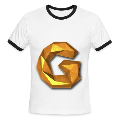 Camiseta Garzitha - Men's Ringer T-Shirt