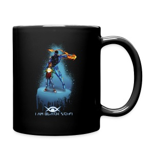 BLACK SCI-FI : Eclipx MUG - Full Color Mug