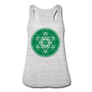 Flower of Life - Women's Flowy Tank Top by Bella