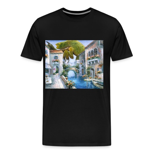 Lovely This Time Of Year - Men's Premium T-Shirt