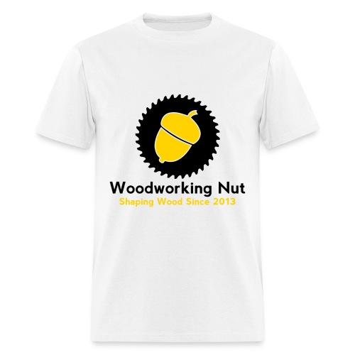 Woodworking Nut | Men's - Men's T-Shirt