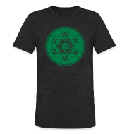 T-Shirts ~ Unisex Tri-Blend T-Shirt ~ Flower of Life
