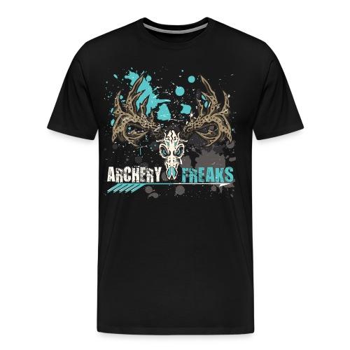 Laidies Archery Freaks - Men's Premium T-Shirt
