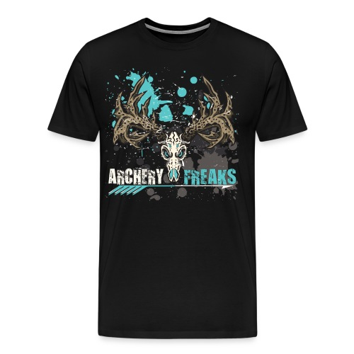 Laidies Archery Freaks - Men's Premium T-Shirt