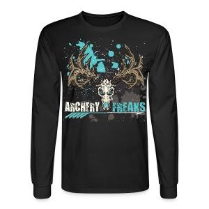 Laidies Archery Freaks - Men's Long Sleeve T-Shirt