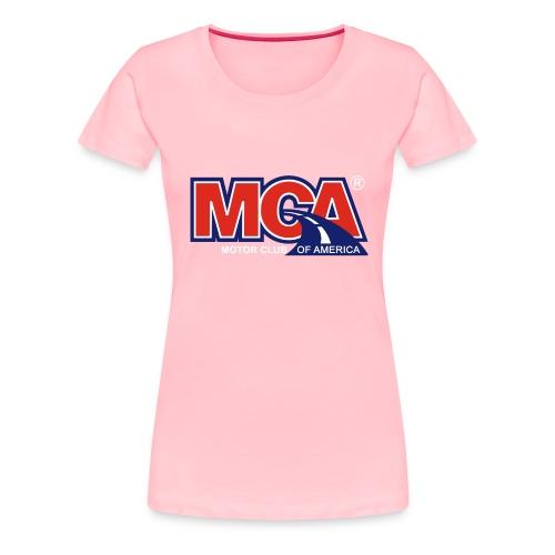 Womens MCA T-Shirt - Women's Premium T-Shirt