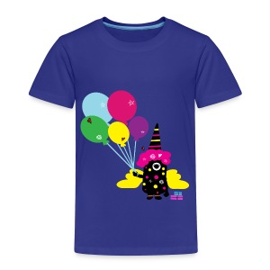 Party monster Toddler Premium T-Shirt - Toddler Premium T-Shirt