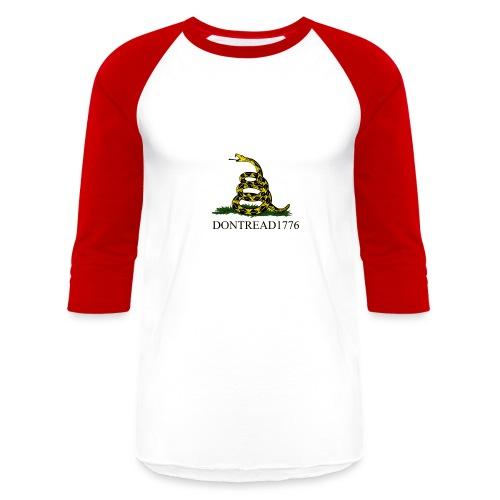 DONTREAD1776 AMERICA'S PAST TIME - Baseball T-Shirt