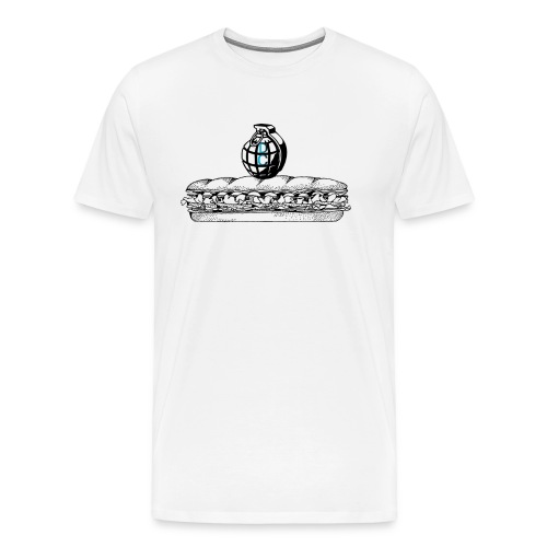 Sub Destroyer - Men's Premium T-Shirt