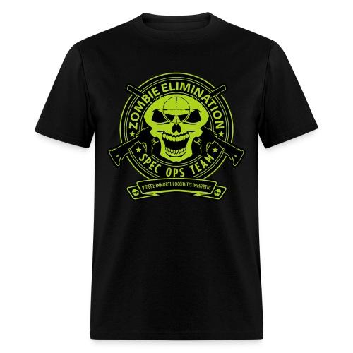 Zombie Elimination Ops - NVG - Men's T-Shirt