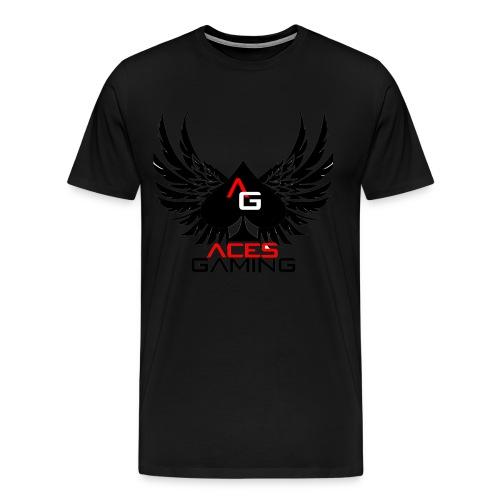 Aces Gaming T-Shirt - Men's Premium T-Shirt