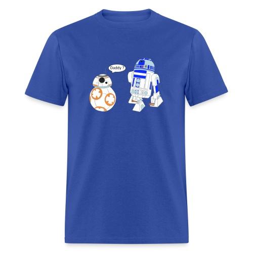 BB8 and R2D2 - Men's T-Shirt