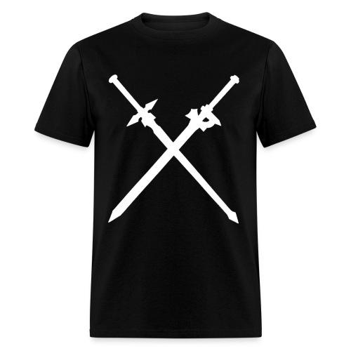 Kirito  without text - Men's T-Shirt