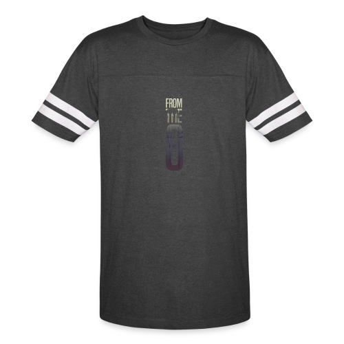 Vintage From The 8 Shirt - Vintage Sport T-Shirt