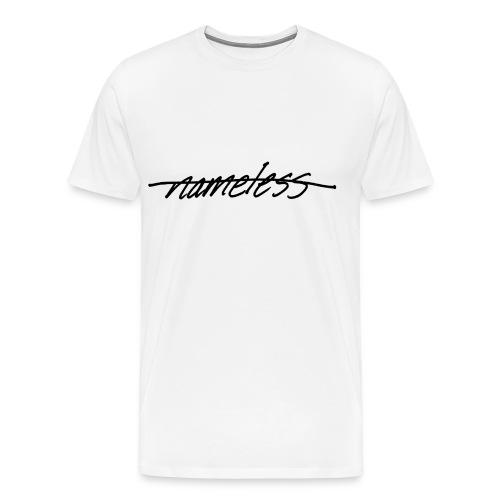 nameless Official Single Release Men's Tee - Men's Premium T-Shirt