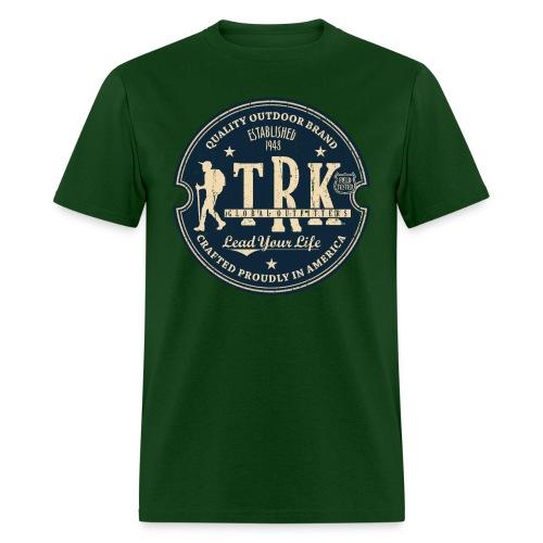 TRK Outdoors Classic Seal / Men's - Men's T-Shirt
