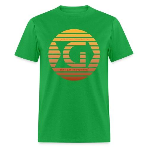 Sun Logo - Men's T-Shirt