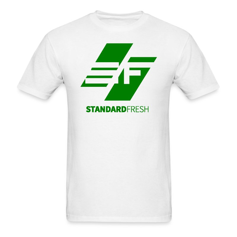 St. Patrick's Green Logo Tee - Men's T-Shirt