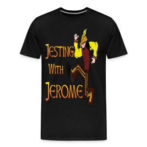 Jesting With Jerome T-Shirt - Men's Premium T-Shirt