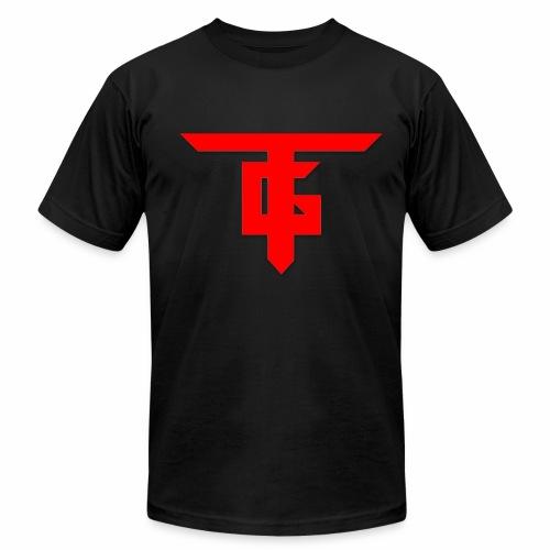 Target Gaming (Large)Logo Mens T-Shirt - Men's Fine Jersey T-Shirt