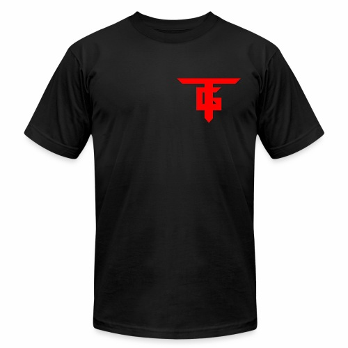 Target Gaming (Small)Logo Mens T-Shirt - Men's Fine Jersey T-Shirt