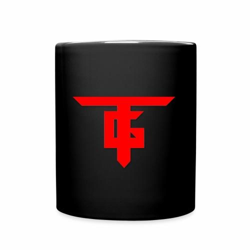 Full Color Mug Target Gaming Logo - Full Color Mug