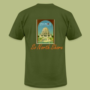 North Shore - Men's T-Shirt by American Apparel