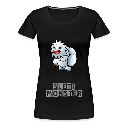 Sleti Woman's - Women's Premium T-Shirt