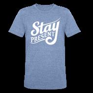 T-Shirts ~ Unisex Tri-Blend T-Shirt ~ Namaste