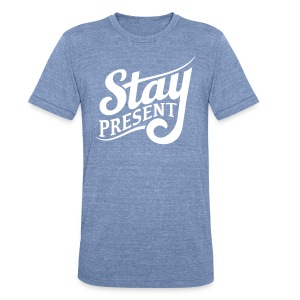 Namaste    - Unisex Tri-Blend T-Shirt