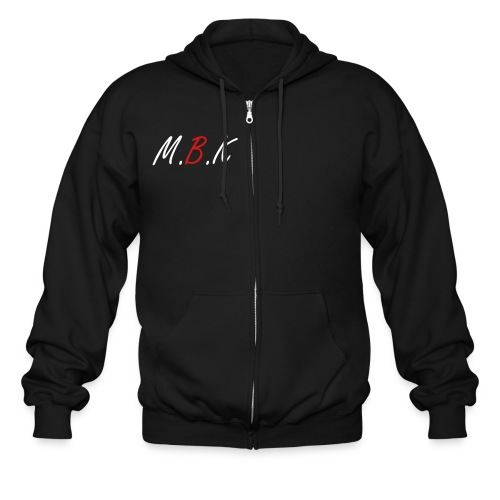 MBK ZipHoodie (Male) Exclusive - Men's Zip Hoodie