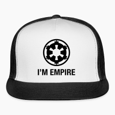 I'm empire - Lots of color choices Caps