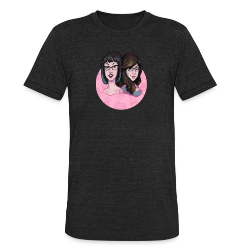 .femm Ladies Shirt - Unisex Tri-Blend T-Shirt