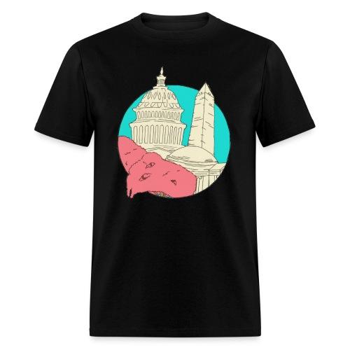 My City Collection - Washington, DC (Men's) - Men's T-Shirt