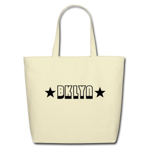 Bklyn Tote Bag - Eco-Friendly Cotton Tote