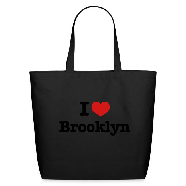 37c802a262 I Heart Brooklyn Tote Bag