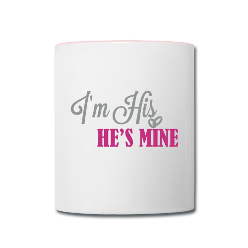 Mine Coffee Mug - Contrast Coffee Mug