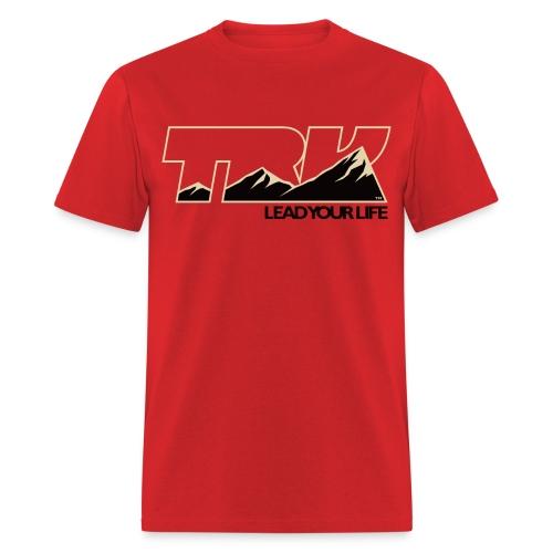 TRK Outdoors Logo 1 / Men's - Men's T-Shirt