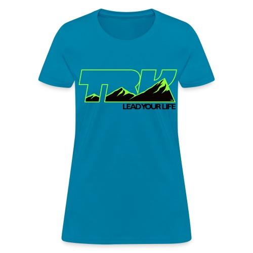 TRK Outdoors Logo 2 / Women's - Women's T-Shirt