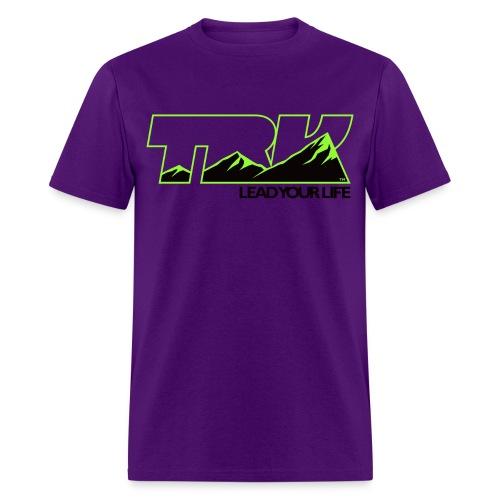 TRK Outdoors Logo 2 / Men's - Men's T-Shirt