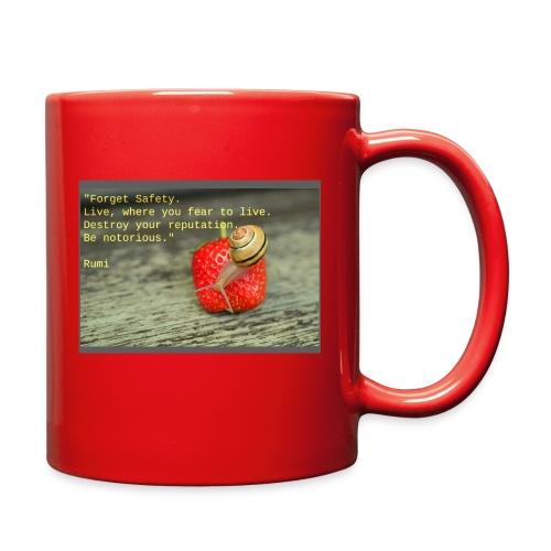 Notorious - Full Color Mug