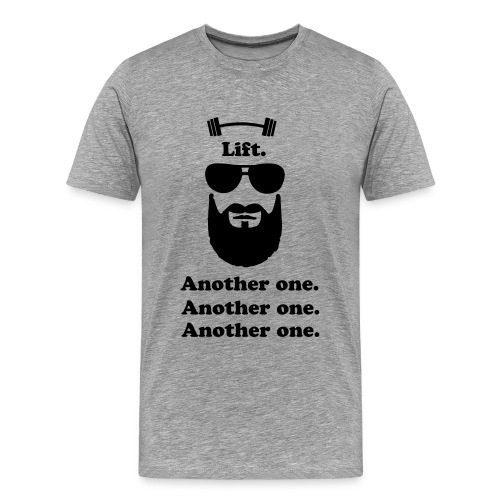 Another one. - Men's Premium T-Shirt