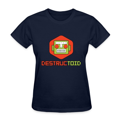 Good Ole Destructoid - Women's T-Shirt