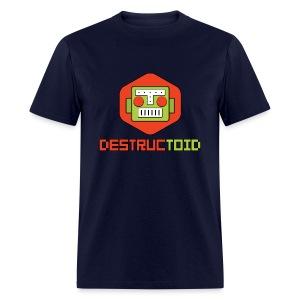 Good Ole Destructoid - Men's T-Shirt