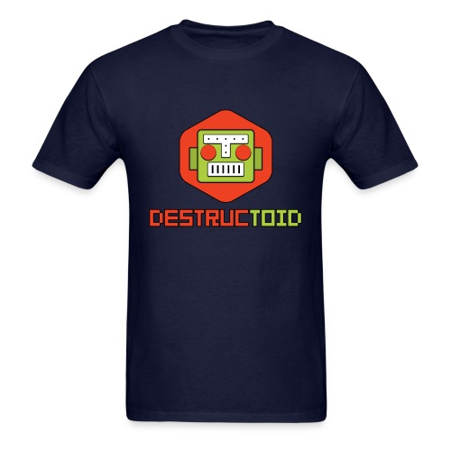 Good Ole Destructoid - Men's T-Shirt