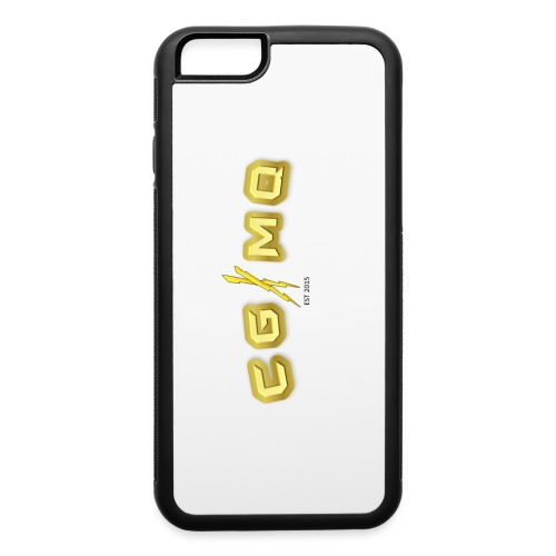 CGMQ phone case - iPhone 6/6s Rubber Case
