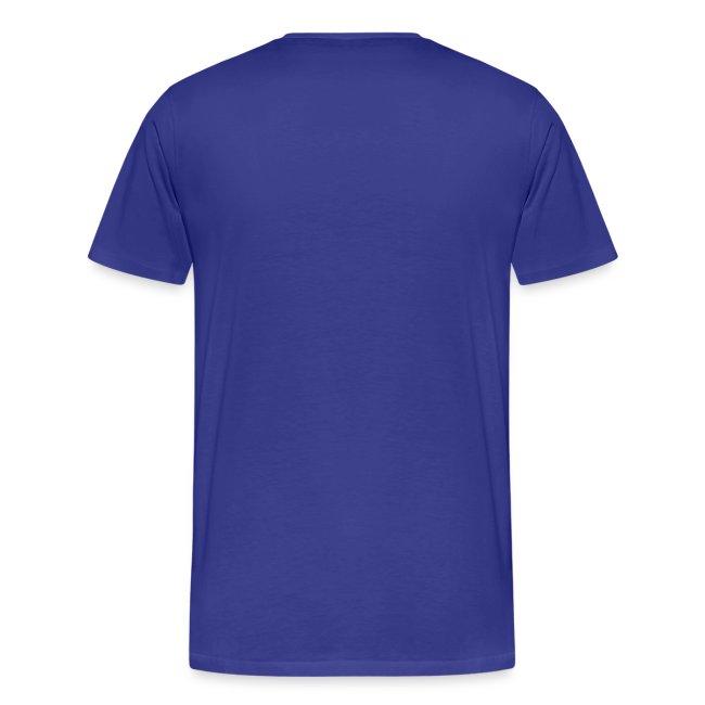Vexento Shirt (Mens T-Shirt) [Royal Blue]
