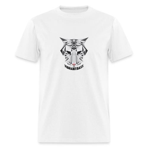 Men's Vibrant T/Shirt (Logo) White - Men's T-Shirt